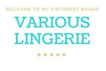 Various Lingerie