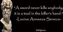 Lucius Annaeus Seneca Quotes / Enjoy the best Lucius Annaeus Seneca and awesome Quotations by Lucius Annaeus Seneca, Roman Statesman, Born 5 BC to pin and share with your friends.