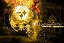 Steelers!!!!! / by Dolly Satterfield