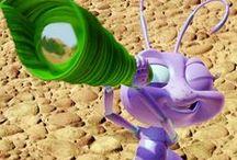 {disney} The Magic of Pixar / by Sereina