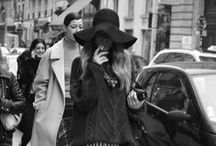 Style / Style, clothes and shoes. [Urban / rock'n roll / black&white styles.]