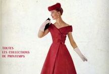 Vintage Clothing Ideas / by Cathy Hart Anderson