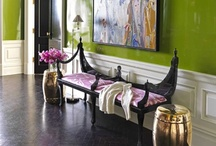My Home: Fashion/Eclectic