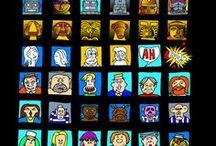 Perfiles automáticos Art Brut / Una forma de dibujar y encontrar novedades sin el prejuicio de lo bien hecho, de lo artísticamente correcto. BrutArt Salamanca