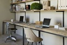 floral studio/home office / by Lisa D