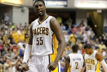 #55 Roy Hibbert / by Indiana Pacers