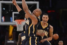 #21 David West / by Indiana Pacers