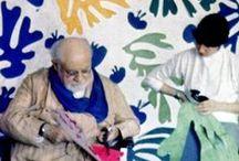 Artistas en acción / Artistas trabajando en sus talleres o estudios