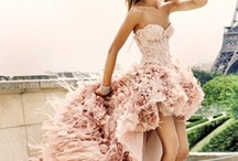 The Bride / Bridal Fashion, hair and beauty, accessories, lingerie, bouquets, rings and so much more.