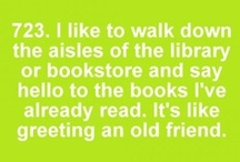 Things to read / Books, books, and more books! / by Paige Findley