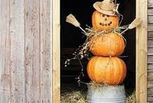 Autumn/Thanksgiving/Halloween / by Misty Wagner-Grillo