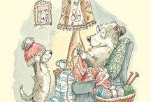 Knitting for My Grandbabies / by Suzen Mitchell