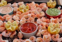 party food / by Misty Wagner-Grillo