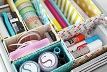 Home Decor & Organization / Every organizational tip for the every OCD person.