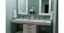 Luxury Bathroom Inspiration / Beautiful luxury bathrooms for inspiration.