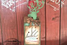 Wine ~ gifts, decor, tags etc
