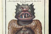Máscaras y monstruos / Máscaras, arte, terror