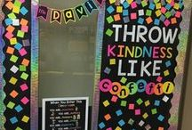 Awesome Bulletin Boards / Lots of great bulletin board ideas to spark ideas and inspiration for the classroom or school!
