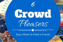Meals For Large Groups