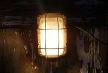 oświetlenie, lampy, abażury / oświetlenie z klimatem