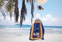 Im Reisefieber / Sonne, Strand, Meer... davon träumt doch jeder, oder?  Jetzt unter www.aldi-reisen.de tolle Angebote für euren nächsten Urlaub finden!