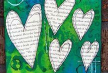 Dyan Reaveley ~ Dylusions Inspiration & Tutorials