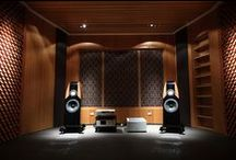 Dreamy Listening Rooms