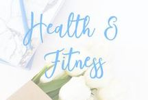 Health and Fitness / Exercise and workout tips, workout plans, cardio, weights and weight lifting, running, HITT, tabata, strength, marathon, triathlon, biking