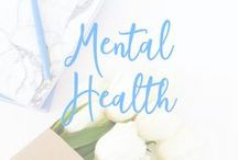 Mental Health / awareness, heal, anxiety, depression, communication, support, experience, help, love, hope,