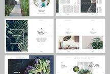 Magazine Design Inspiration / Magazine Design Inspiration