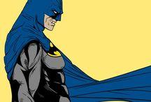 Comics & Graphic Novel Artwork