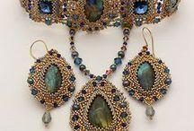 a set of jewellery