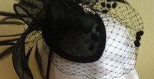headdress from my workshop / handmade from my workshop kamilka.weebly.com