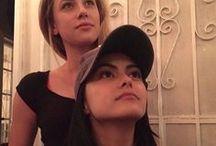 Lili and Cami