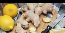 Magic Ingredients: Ginger / Tutto sullo Zenzero...