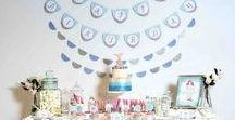 Mermaid Party Ideas / Mermaid party ideas -- mermaid cakes, decorations, party foods and favors. Shop the Bee Box Parties Mermaid Collection at https://beeboxparties.com.au/products/mermaid-1