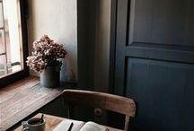 places + spaces / Interior Inspiration