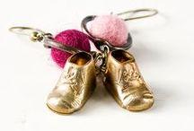 Feliz Para Siempre / Whimsical & romantic Jewelry, Vintage Accessories / by Feliz Para Siempre