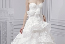 White Dress / Beautiful bridal gowns. I'm sad I can only pick just one!