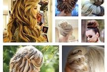 HAIR / by Megan Silvus