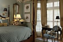 Bedrooms / by Donna Webb Strauser