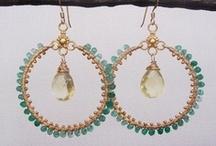 Jewelry supplies & inspiration / by Melanie McGill