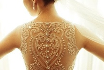 Sparkle & Lace / Two of my favorite things.