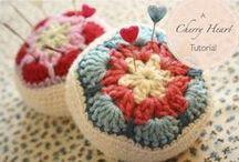 Crochet/Knitting / by Feliz Para Siempre