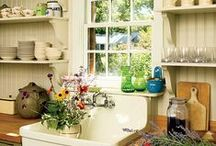 great kitchen / by Kimberly Haggen