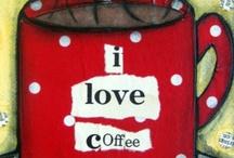 Coffee, Coffee, Coffee / by Chris Woodlock