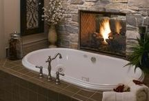 Home Decorating - Bathroom / by Kris Fiori-Antijunti