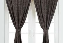 Country & Primitive Inspired Curtains