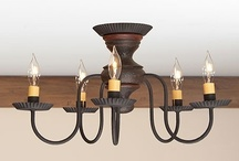 Country, Primitive, & Rustic style Wood Chandeliers / Country, Primitive, & Rustic style Wood Chandeliers.