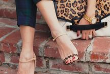 Leopard Lace Plaid